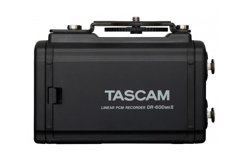 TASCAM DR-60DmkII 4-Ch Portable Recorder for HDSLR Cameras