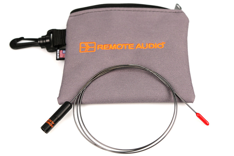 Remote Audio Lav Snake