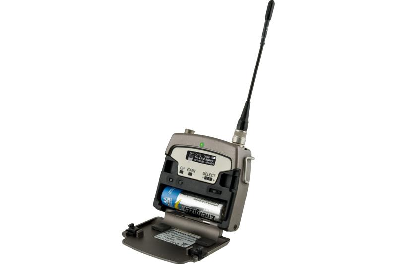 WisyCom MTP41-US Wideband Bodypack Transmitter