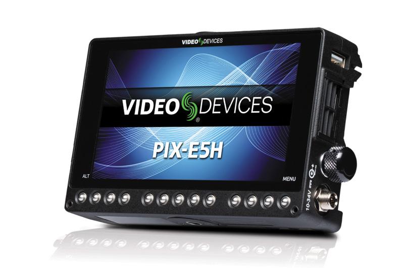 Sound Devices PIX-E5H