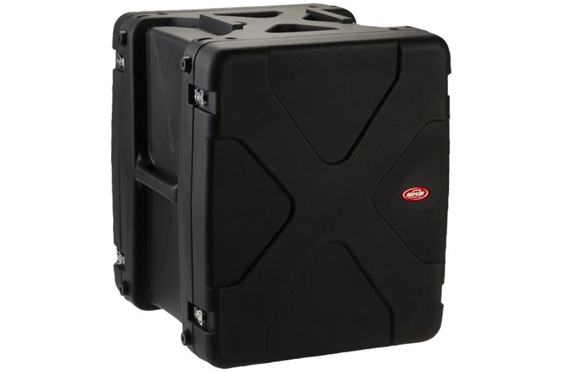 SKB 14U Roto Shockmount Rack Case - 20