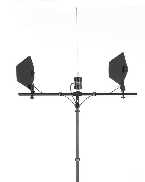 K-Tek Shark Antenna Mount - T Version