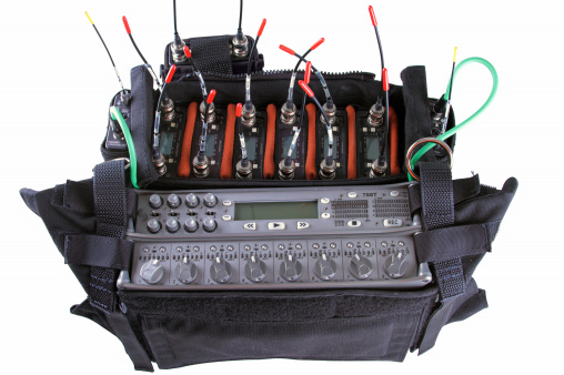 Porta Brace AR-788CLX Audio Case for Sound Devices 788T Recorder