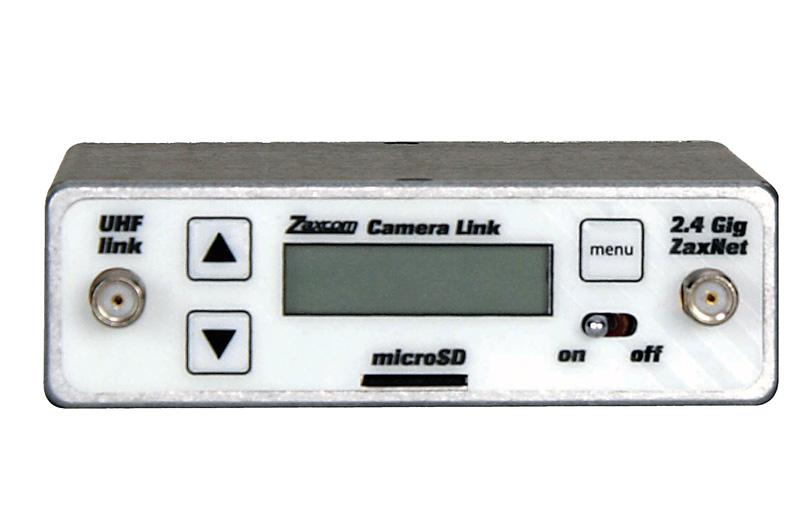Zaxcom Camera Link