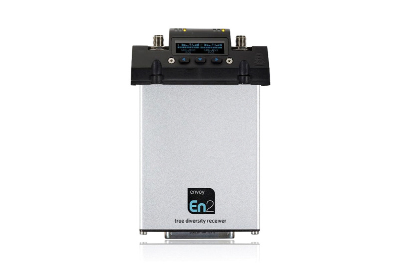 Audio Ltd. CX2 Camera Slot-Mount 2-Channel Receiver