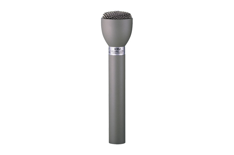 Electro-Voice 635 Classic Handheld Interview Microphone
