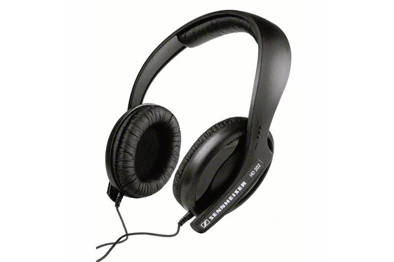 Sennheiser HD202-II Over Ear Headphones