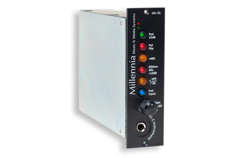 Millennia HV-35 Microphone Preamplifier Module