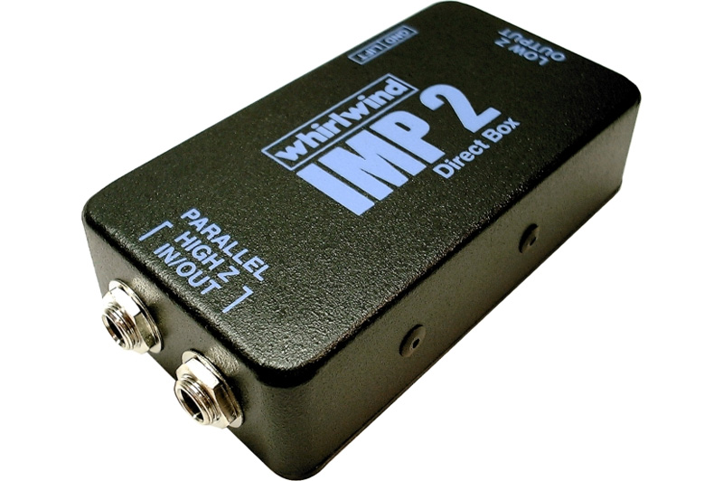 Whirlwind IMP 2 Direct Box