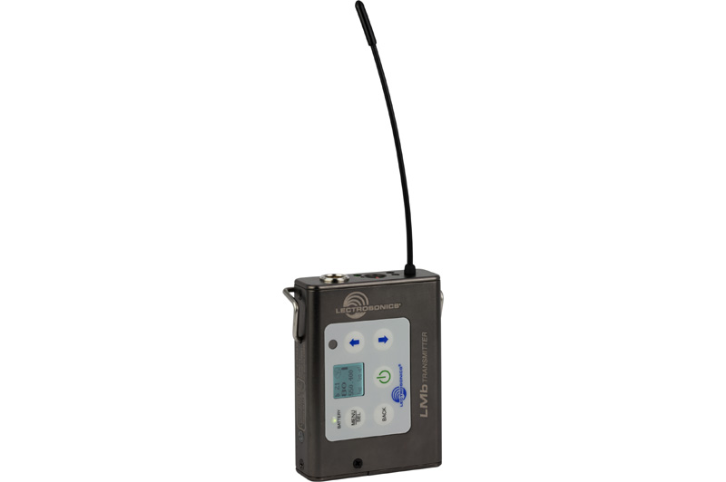 Lectrosonics LMb Digital Hybrid Wireless Wide Band Transmitter