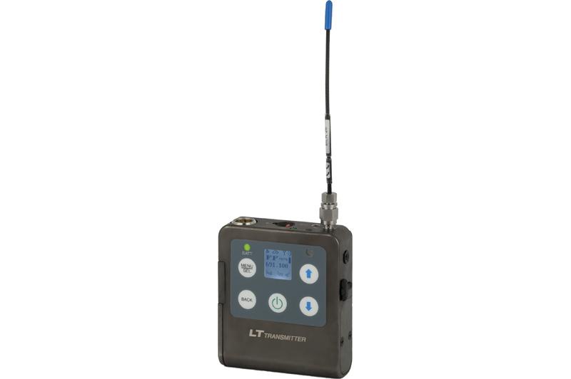 Lectrosonics LT Digital Hybrid Wireless Wide Band Transmitter