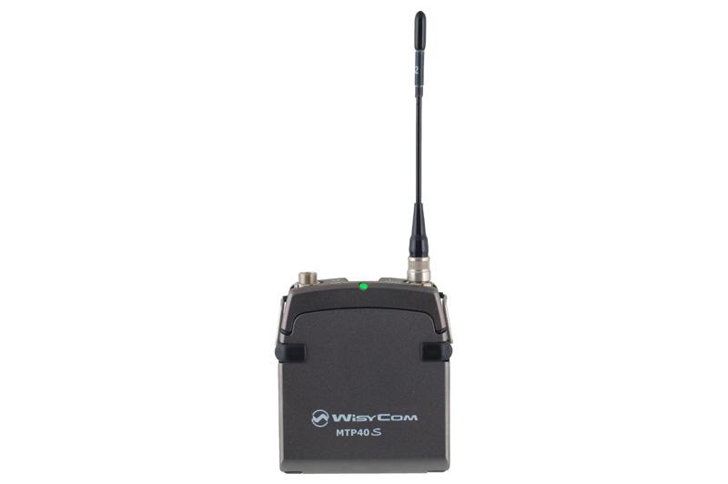 WisyCom MTP40-US Wideband Bodypack Transmitter