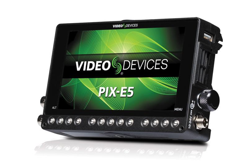 Sound Devices PIX-E5