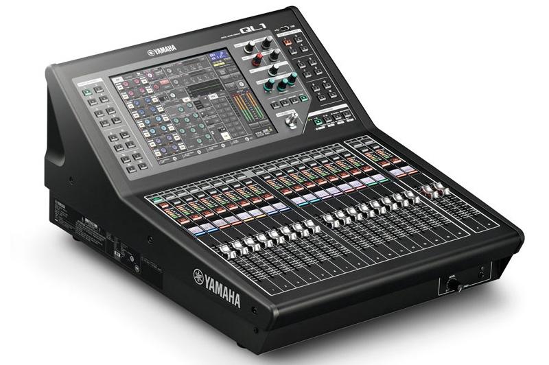 Yamaha QL1 Digital Mixer