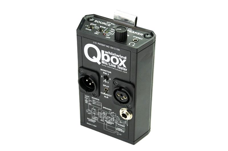 Whirlwind Qbox Tester