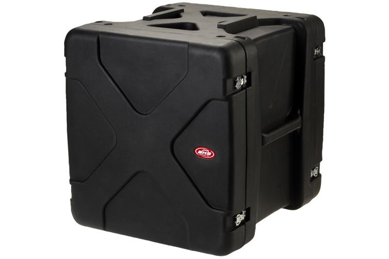 SKB 12U Roto Shockmount Rack Case - 20