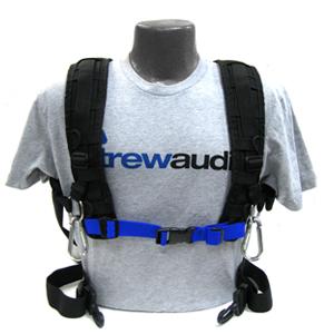 Versa-Flex BHS-2 Professional Audio Harness