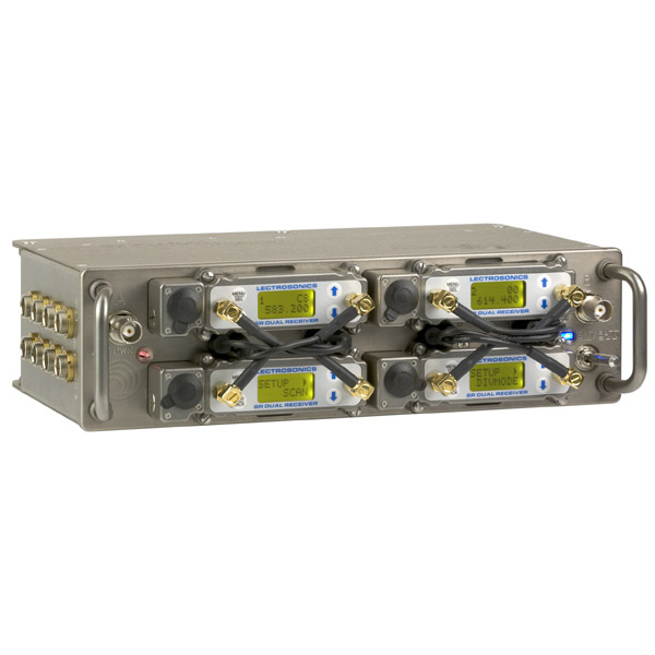 Lectrosonics Octopack for SR Series Dual Channel Receivers