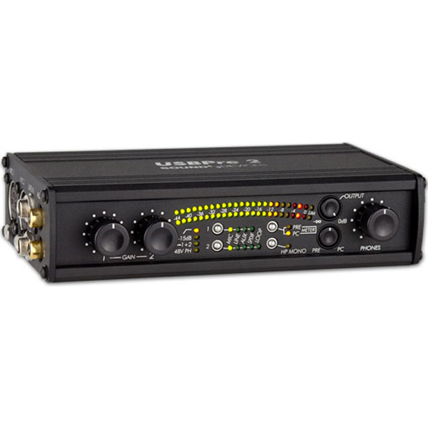 Sound Devices USBPre2 Audio Interface