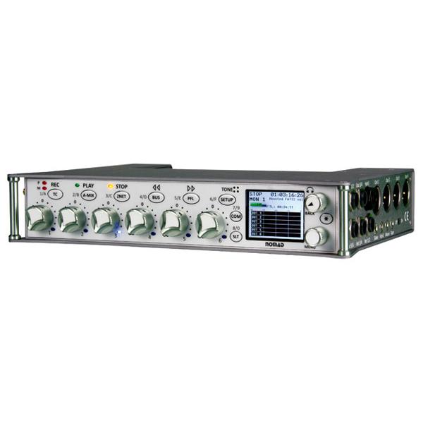 Zaxcom Nomad Audio Mixer/Recorder