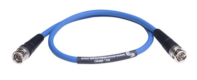 Sound Devices XL-BNC Time Code Cable