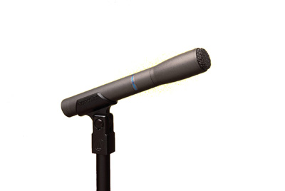 Audio Technica AT8010 Omnidirectional Condenser Microphone