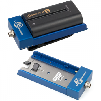 Lectrosonics BATTSLED Universal Power Supply Adapter