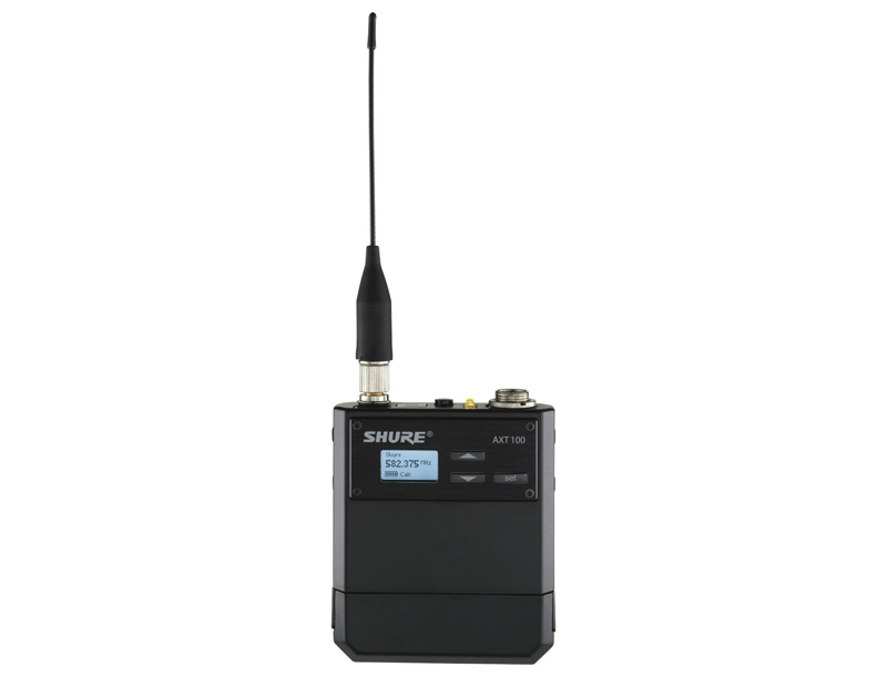 Axient AXT100 Bodypack Transmitter