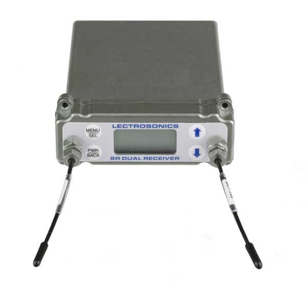 Lectrosonics SRB Dual Channel Slot Mount ENG Receiver