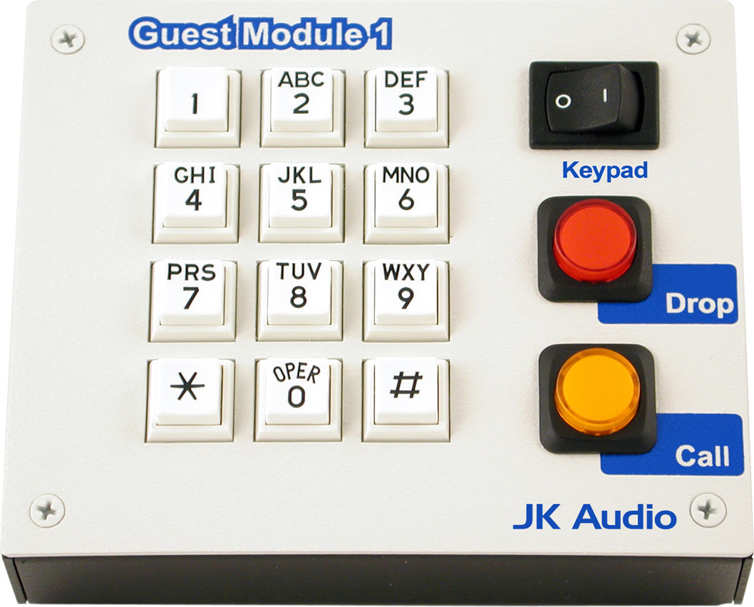 JK Audio Guest Module 1
