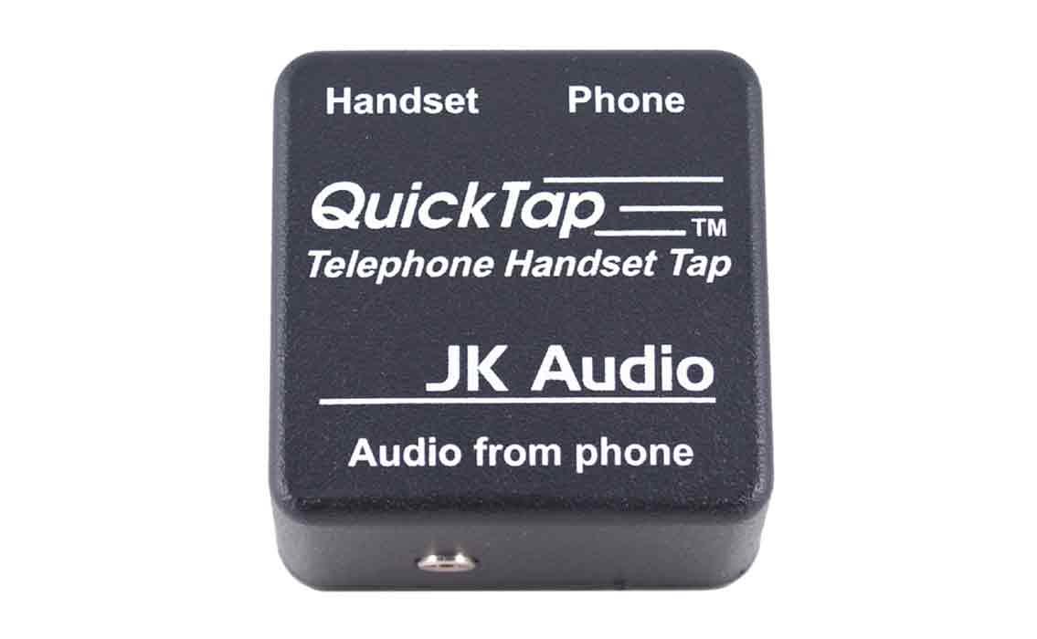 JK Audio QuickTap
