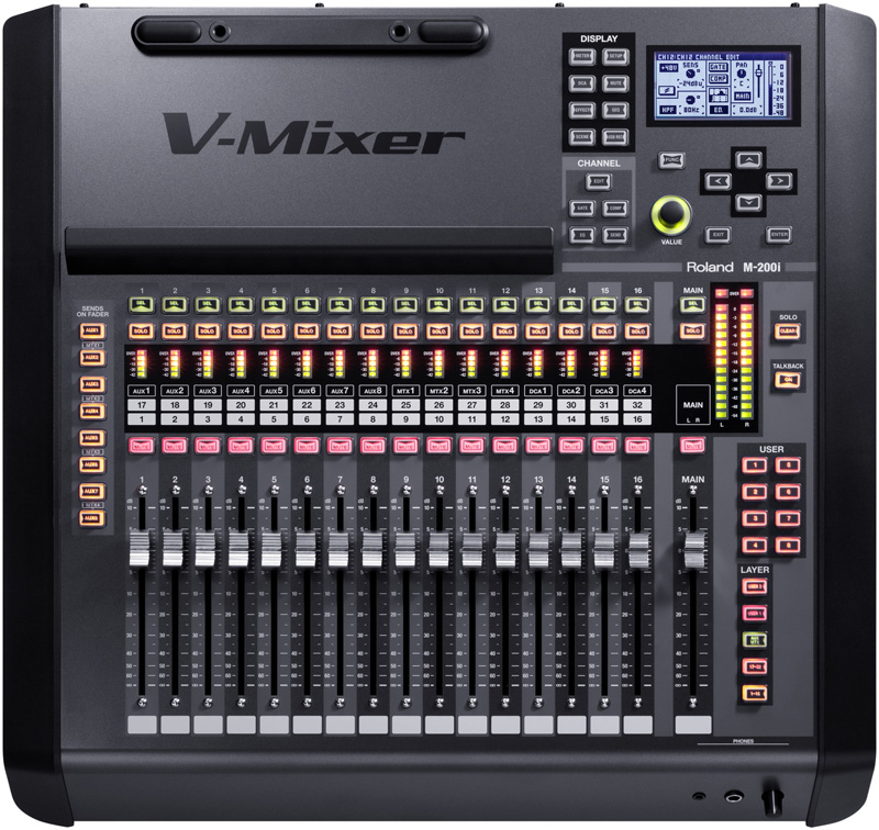 Roland M-200i 32 Channel Digital Mixer