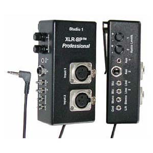 Studio 1 Productions Camcorder Audio Interface