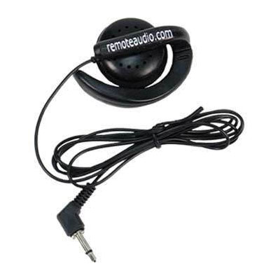 Remote Audio Ear Bud