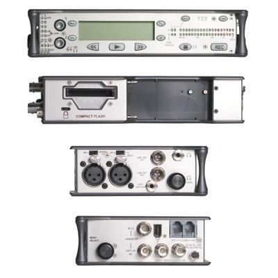 Sound Devices 722 Digital Recorder