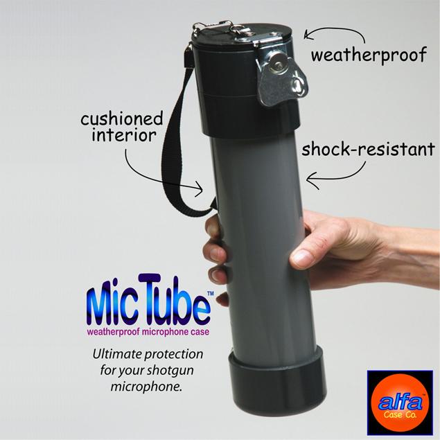The MicTube (Medium)