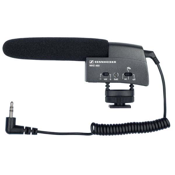 Sennheiser MKE400 Shotgun Microphone