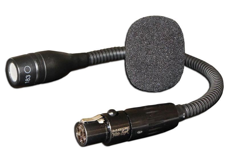 Peter Engh Omnigoose Microphone