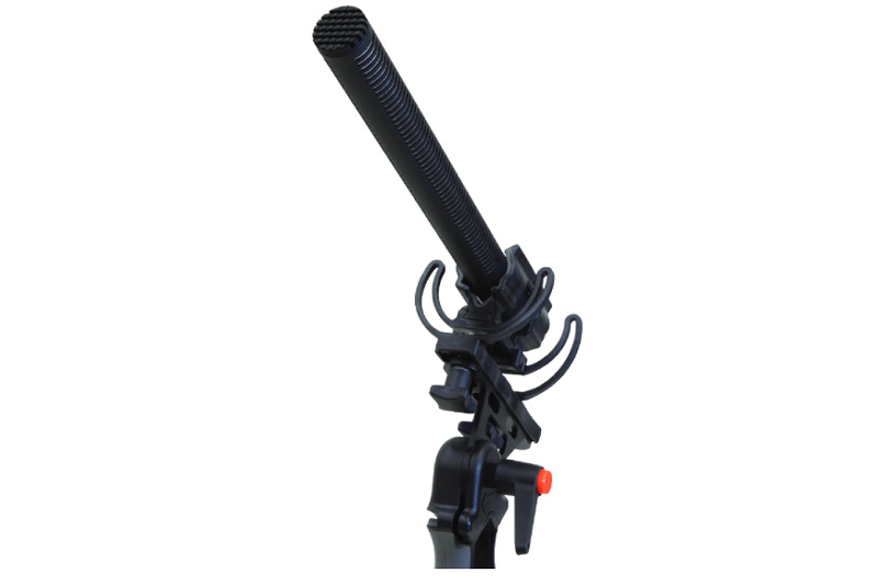 Sanken CSR-2 Switchable Rear Rejection Shotgun Microphone