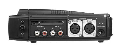 Tascam HD-P2 Portable Digital Stereo Recorder