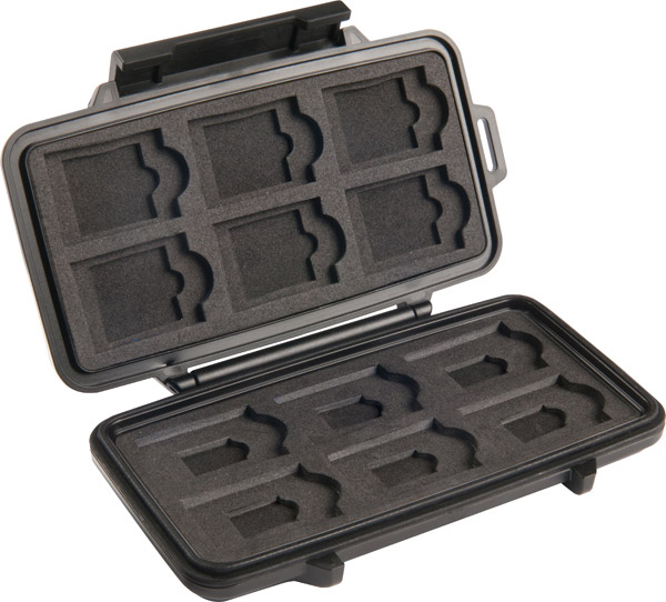 Pelican Case For SD Cards