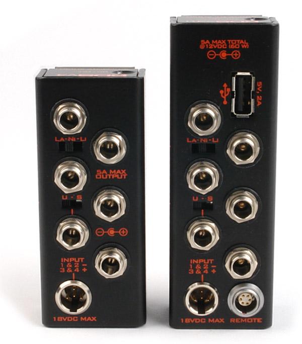 Remote Audio BDSv4 & v4u Battery Distribution System (REM BDSv4)