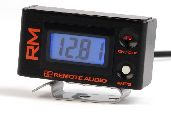 Remote Audio Remote Meter (REM RMv2)