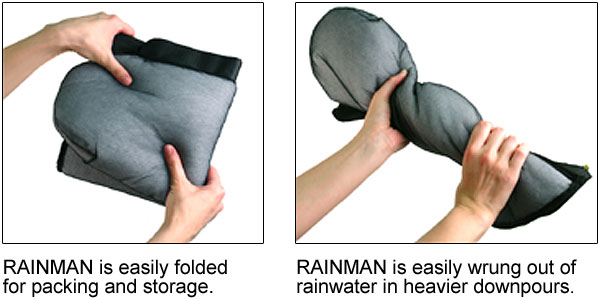 Remote Audio Rainman Boom Mic Rain Cover