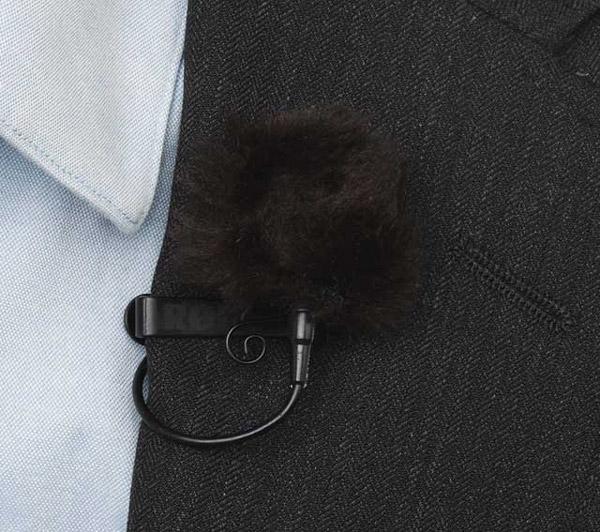 Rode Lavalier Mini Fur