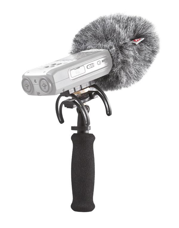 Rycote Portable Recorder Audio Kit