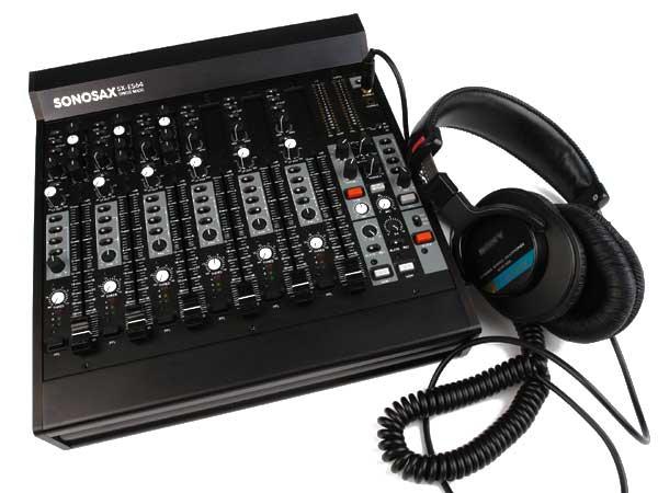 Sonosax SX-ES64 6-Channel, 4-Bus Mixer