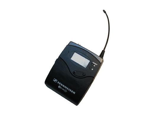 sennheiser bodypack transmitter sk100 manual