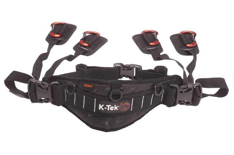 K-Tek KSWB1 Stingray Waist Belt