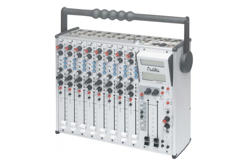 Audio Developments AD256 Drama & Film Location Mixer